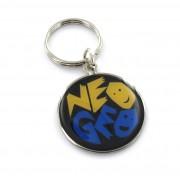 NEO GEO PORTE CLE OFFICIEL SNK 1994 (KEYCHAIN)