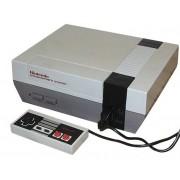 Console NES avec cables