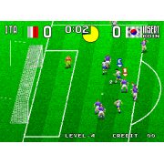 TECMO WORLD SOCCER 96 kit