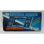 SUPER MARIO BROS CRYSTAL SCREEN Game & Watch