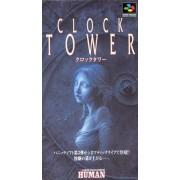 CLOCK TOWER sfc (cart. seule)