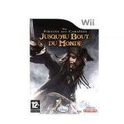 PIRATES DES CARAIBES JUSQU'AU BOUT DU MONDE Wii
