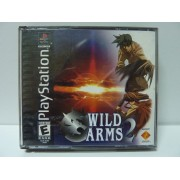 WILD ARMS 2 us