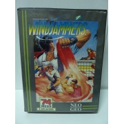 WINDJAMMERS Original (No Manual/Sans Notice)