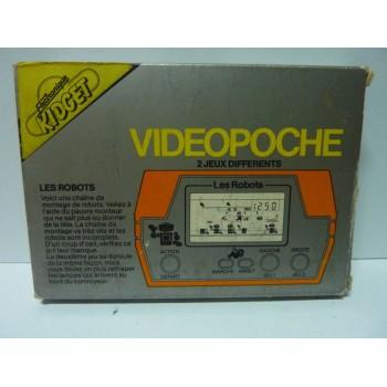 VIDEOPOCHE LES ROBOTS Electronique Kidget