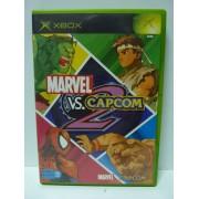 MARVEL VS CAPCOM 2 xbox
