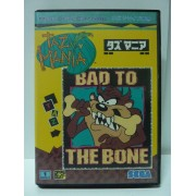 TAZ MANIA BAD TO THE BONE Complet Jap