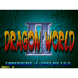 DRAGON WORLD 2/CHINA DRAGON 2 pgm