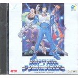 CAPTAIN COMMANDO ORIGINAL SOUNDTRACK (+Rockman 4, King of Dragon