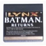 BATMAN RETURN (cartouche seule)