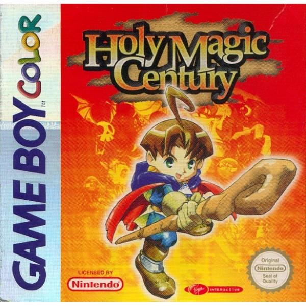 HOLY MAGIC CENTURY gbc