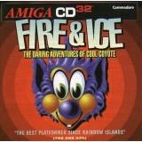 FIRE & ICE amiga cd 32 (neuf)