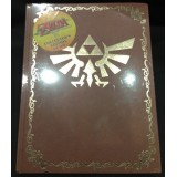 ZELDA Twilight Princess Guide Collector Edition Neuf