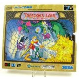 DRAGON'S LAIR mega cd Jap