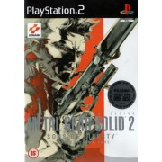 METAL GEAR SOLID 2 : Sons of liberty edition collector