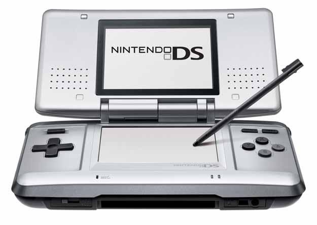 Agility em qualquer lugar... Nintendo_ds