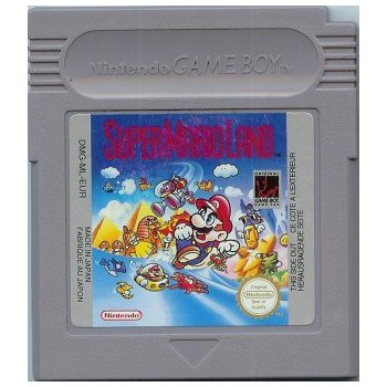 SUPER MARIO LAND (Cart. Seule)