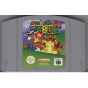 SUPER MARIO 64 Pal (Cart. seule)