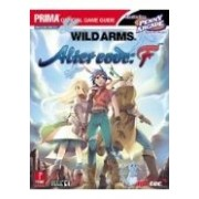 WILD ARMS ALTER CODE F guide book