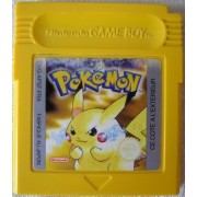 Pokemon jaune (cart. seule)