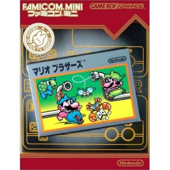 FAMICOM MINI : MARIO BROS
