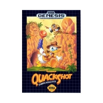 QUACKSHOT us (sans notice)