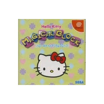 HELLO KITTY MAGICAL BLOCK