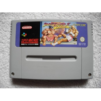STREET FIGHTER II TURBO (Cart. Seule)