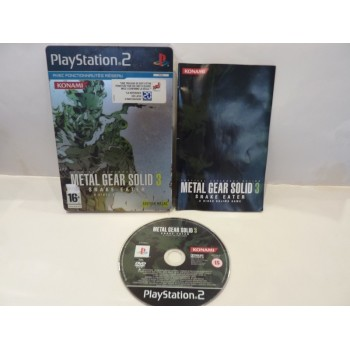 METAL GEAR SOLID 3 Collector : Snake Eater