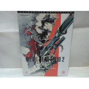 METAL GEAR SOLID 2 guide officiel