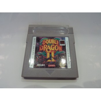 DOUBLE DRAGON 2 (Cart. seule)