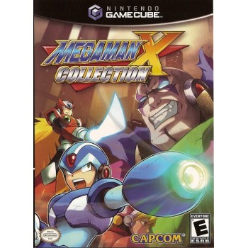 MEGAMAN X COLLECTION