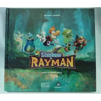 L'HISTOIRE DE RAYMAN (pix'n love)