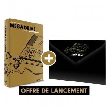 MEGADRIVE 25ème Anniversaire Book