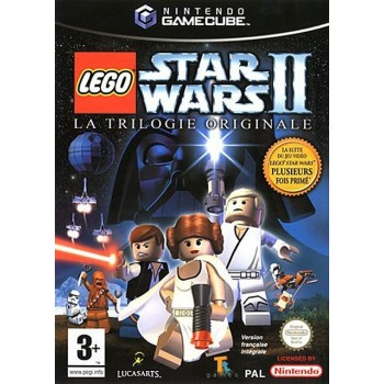 LEGO STAR WARS II (sans notice)