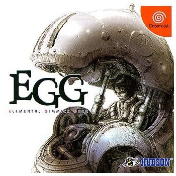 EGG : ELEMENTAL GIMMICK GEAR jap