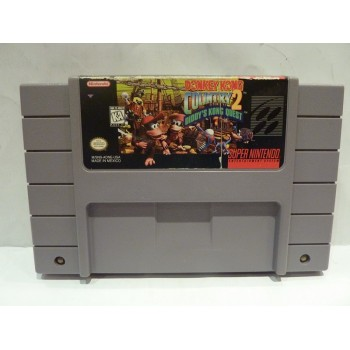 DONKEY KONG COUNTRY 2 Us (Cart. seule)