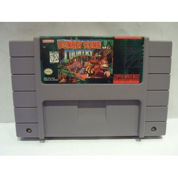 DONKEY KONG COUNTRY us (cart. seule)
