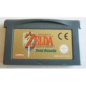ZELDA FOUR SWORD A LINK TO THE PAST (cart. seule)