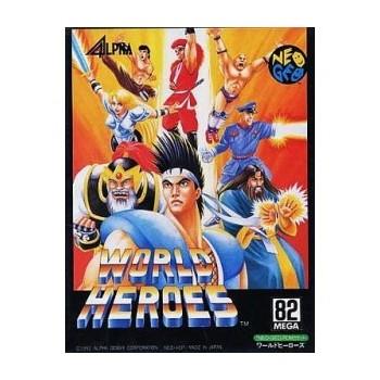 WORLD HEROES aes