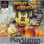 MICKEY WILD ADVENTURE Plat edition