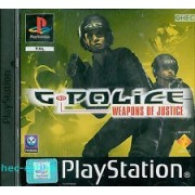 G-POLICE WEAPON OF JUSTICE