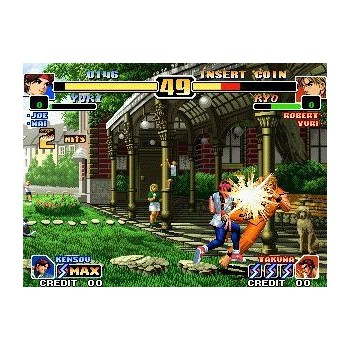 KING OF FIGHTERS 99 mvs
