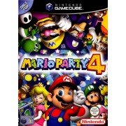 MARIO PARTY 4 1ère édition