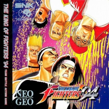 THE KING OF FIGHTERS 94 usa