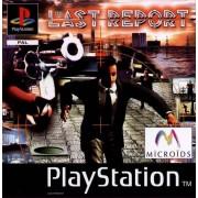 THE LAST REPORT