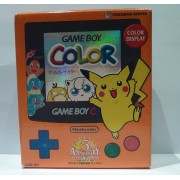 GAMEBOY COLOR POKEMON 3RD ANNIVERSARY