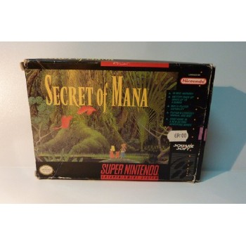 SECRET OF MANA US (sans notice)