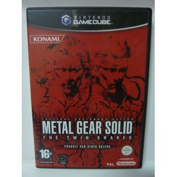 METAL GEAR SOLID The TWIN SNAKES pal