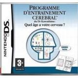 Programme D'entrainement Cérébrale (Neuf)
